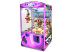 machine to catch teddy bears
