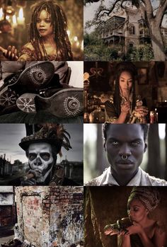 Witches of Color — blvckboymagick: Black witch aesthetic: Voodoo...