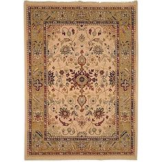 Safavieh STH562A Stately Home Collection New Zealand Wool Area Rug, 8-Feet by 11-Feet 2-inch, Ivory and Gold Safavieh http://www.amazon.com/dp/B00CQL9QHY/ref=cm_sw_r_pi_dp_mR8Wvb1XW0W7Z