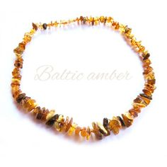 Baltic Amber is the only type of amber you should use for healing. Baltic Amber Necklace, Beaded Necklace, Bracelets, Jewelry, Beaded Collar, Jewlery, Pearl Necklace, Jewerly, Schmuck