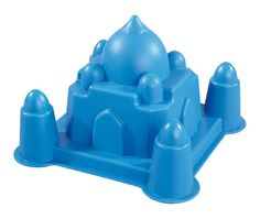 Create a Taj Mahal in the sand with Hape's Sand Mould. Ideal for beach or sand pit play.