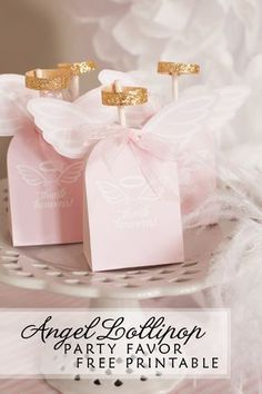 Angel-lollipop-party-favors.jpg 742×1,114 pixeles