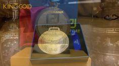 Kỷ niệm chương đồng mạ vàng 24k, quà tặng 20, 30 năm thành lập, cúp vinh...