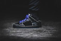competitive price d93d2 0a6b9 December 26, 2016 Nike Dunk High SB Elite « The Black Box » Credit    43einhalb  Nike  Inside  Sneakers