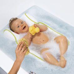 Bade-Matratze von DELTA BABY