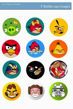 Free Bottle Cap Images: Free bottle cap images Angry Birds