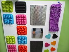 sensory boards,sensory wall, paret sensorial