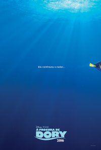 Poster do filme À Procura de Dory / Finding Dory (2016)