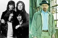 """#BreakingBad's music supervisor explains why they used Badfinger's """"Baby Blue"""" for the final scene."""