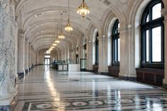 The 1910 Howard M. Metzenbaum U.S. Courthouse in Cleveland, Ohio, is one of the more than 200 legacy properties under GSA's stewardship.