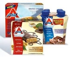 Target: New 25% Atkins Cartwheel = AWESOME Bars/Shakes deal with BOGO coupon stack! - http://www.couponaholic.net/2015/07/target-new-25-atkins-cartwheel-awesome-barsshakes-deal-with-bogo-coupon-stack/