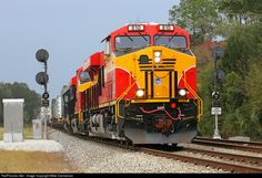 RailPictures.Net Photo: FEC 810 Florida East Coast Railroad (FEC) GE ES44C4 at Jacksonville, Florida by Mike Danneman