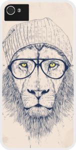 Case Cool lion by soltib
