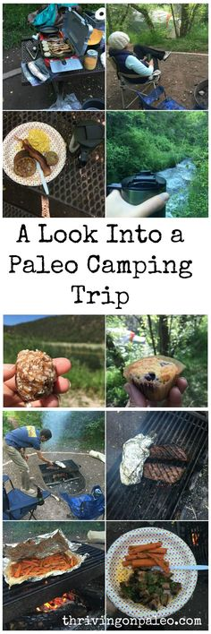 A Look Into A Paleo Camping Trip | Thriving On Paleo