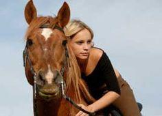 Tendance #fitness : l'équitation