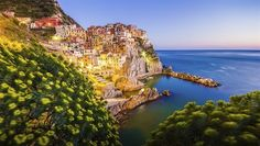 Cinque Terre And Other Places That Limit Tourist Numbers
