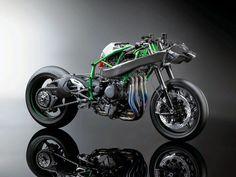 Kawasaki Ninja H2R: The Quest For Power