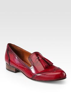 Dolce Vita Bronx Leather Loafers