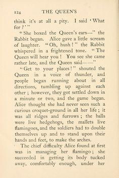 alice in wonderland full text online