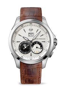 Girard-Perregaux - Traveller Large Date Moon Phase GMT