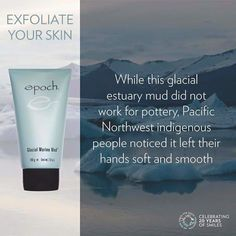 Nu Skin Mud Mask #NuSkin #epoch
