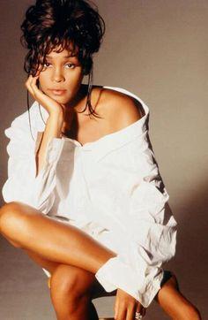 Whitney Houston ... simply stunning