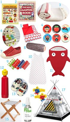 Image Result For Kids Camping Gear