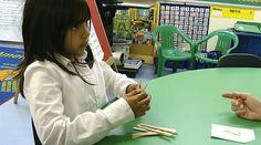 Popsicle Stick Math: Making 10