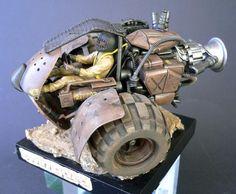 Mech Tractor | by Pino Battaglia