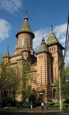 Orthodox Metropolitan Cathedral of Timișoara, Romania | by Hans- Joachim Neumann