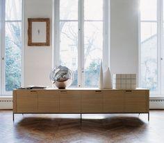 """Storage units: TITANES -"""" Collection: Maxalto - Design: Antonio Citterio"""
