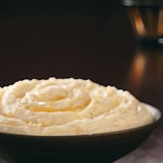 Classic Make Ahead Mashed Potatoes Recipe from Taste of Home -- Submitted by Marty Rummel of Trout Lake, WA