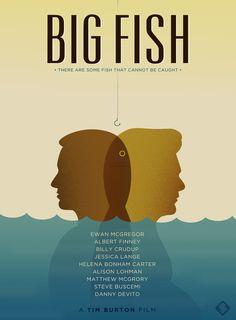 Big Fish Poster Art Print