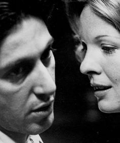 "Diane Keaton has something very important to say about Al Pacino's nose: ""Interviewer: You also write about Al Pacino… Diane Keaton: Let's talk about his nose. The best nose I've ever seen. Bar none. I wouldn't mind taking a look at that nose again...."