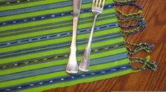 Place Mats Set 4 Fair Trade Handwoven by Mayan by EducationAndMore, $30.00