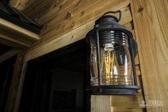 """""""Roving"""" Front Porch Lamp"""