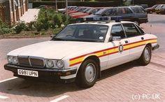 JAGUAR XJ40 POLICE CAR - Google Search