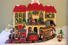 Gingerbread House 2015 Winner