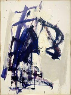 Joan Mitchell, untitled on ArtStack #joan-mitchell #art