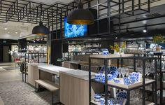 GlasMagasinet#designed by KB Design / Itab Group