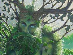 The Art of Mychael Lee  Hoof and Horn Studio  http://mychaellee.artspan.com/