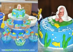 fishing themed baby shower | The Browy Blog: Fishy Theme Baby Shower |