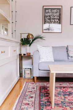 A Stylist's Vintage Hotel Home in Vancouver