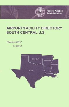 Airport Facility Directory: South Central