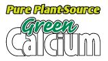 GreenCALCIUM - Pure plant-source calcium...