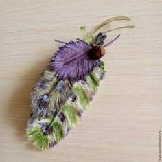 Bricolage sur la création de plumes de textile, фото № 11