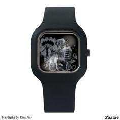 Starlight Watch #abstractart #newyork #timepiece