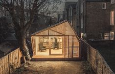 Writer's Shed by Weston Surman & Deane