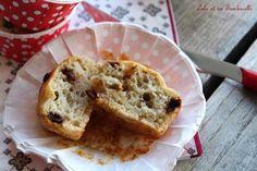 Muffins aux bananes & pépites de chocolat {allégés} (10) Granola, Cake, Gluten, Bread, Desserts, Food, Healthy Lunches, Eat Clean Breakfast, Tailgate Desserts