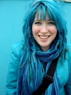 At some point down the line, I need to make my hair look like this. <3